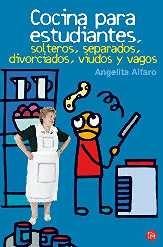 9788466323017: Cocina para estudiantes