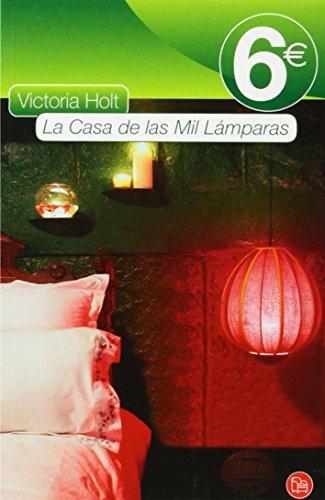 9788466324311: LA CASA DE LAS MIL LAMPARAS 6€ 10 FG (FORMATO GRANDE)