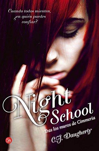 9788466327008: Night School (bolsillo): Tras los muros de Cimmeria (FORMATO GRANDE)