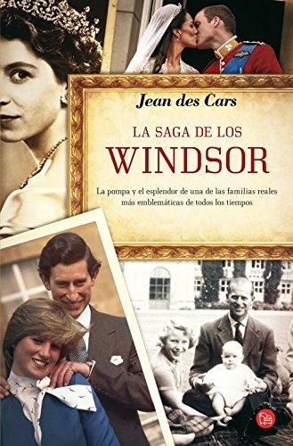 9788466327138: La saga de los Windsor (bolsillo) (FORMATO GRANDE)