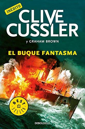 El buque fantasma / Ghost Ship (Archivos: Clive Cussler, Graham