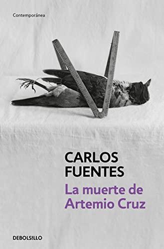 9788466332910: La muerte de Artemio Cruz (CONTEMPORANEA)