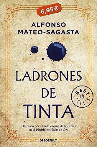 9788466334006: Ladrones de tinta (Isidoro Montemayor 1) (CAMPAÑAS)