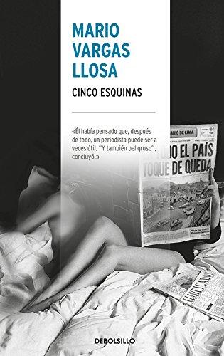 9788466341523: Cinco Esquinas (CAMPAÑAS)