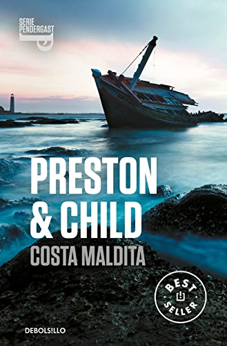 9788466343473: Costa maldita (Inspector Pendergast 15)