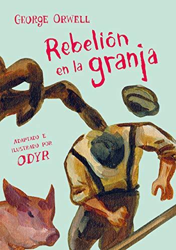 Imagen de archivo de Rebelión en la granja (Novela gráfica) / Animal Farm: The Graphic Novel (Best Seller | Cómic) (Spanish Edition) a la venta por Save With Sam
