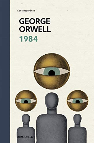9788466347280: 1984 (edición definitiva avalada por The Orwell Estate) (Contemporánea)