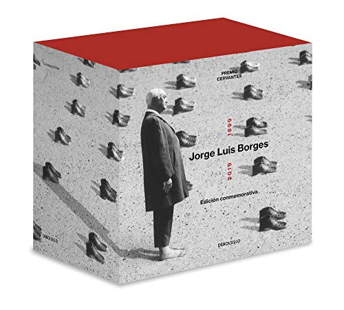9788466348294: Jorge Luis Borges 1899-2019 (edición estuche): Cuentos completos | Poesía completa | El hacedor | Historia de la eternidad | Inquisiciones / Otras ... 2 | Textos recobrados 3 (CONTEMPORANEA)