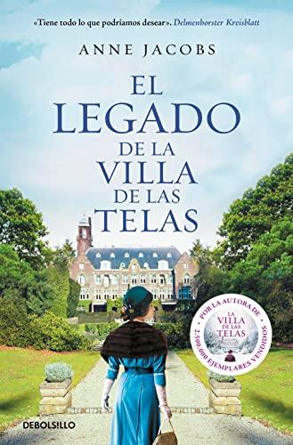 9788466351386: El legado de la villa de las telas (Best Seller)