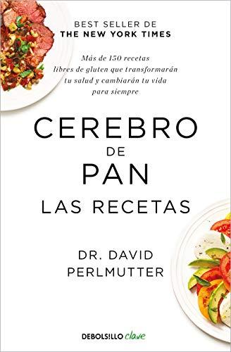 9788466353694: CEREBRO DE PAN. LAS RECETAS (Clave)
