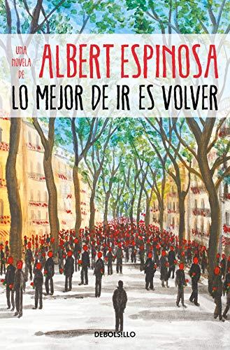 9788466354721: Lo mejor de ir es volver (Best Seller)