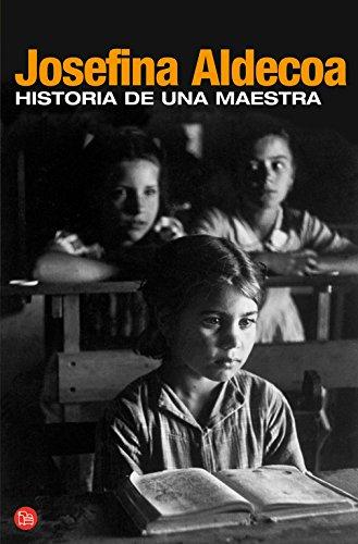 9788466368704: Historia de una maestra (Punto de lectura)