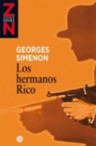 9788466369954: Hermanos Rico, los (Zona Negra)