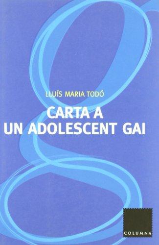 9788466402736: Carta a Un Adolescent Gai (COL.LECCIÓ CARTES A...)