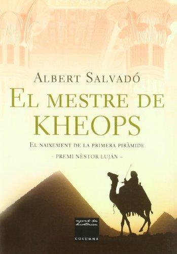 9788466407595: El mestre de Kheops