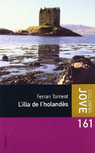 9788466409896: L'illa de l'holandès (Columna jove)
