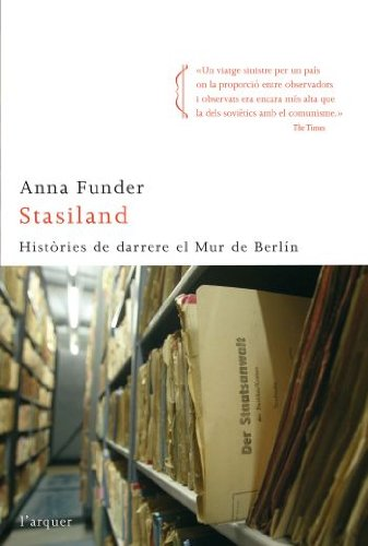 9788466410199: Stasiland (L'Arquer)