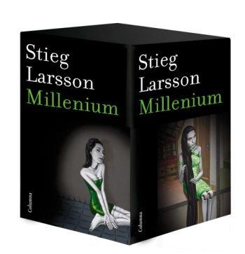 Estoig trilogia Millenium inclou última correspondència entre: Larsson, Stieg