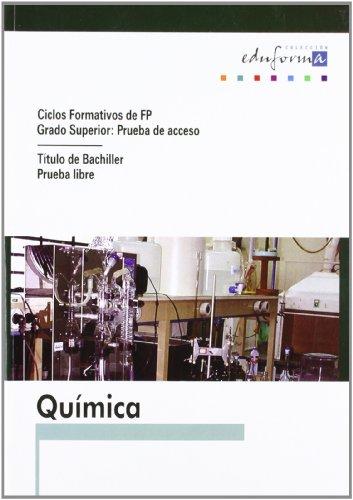 9788466530446: Química Para El Acceso A Ciclos Formativos De Grado Superior