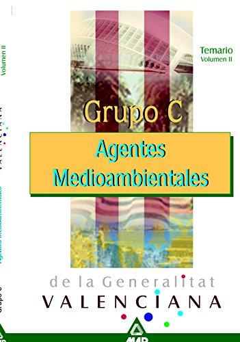 9788466533454: AGENTES MEDIOAMBIENTALES DE LA GENERALITAT VALENCIANA. TEMARIO VOLUMEN II
