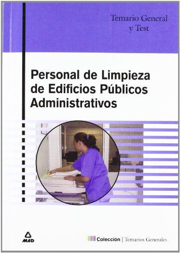 Personal de Limpieza de Edificios Públicos Administrativos.: Maite de Pablo