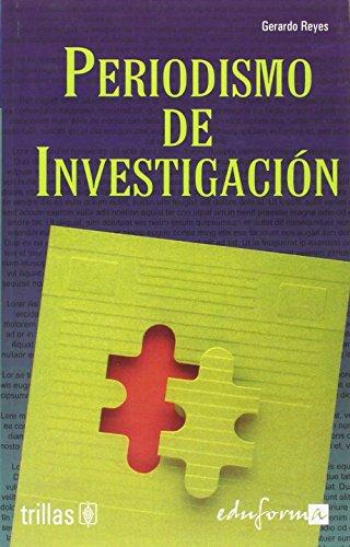 9788466549929: Periodismo de investigación