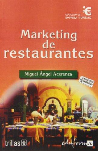 9788466550857: Marketing de restaurantes (Empresa Y Turismo)