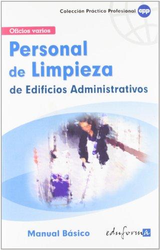 9788466555357: Personal De Limpieza De Edificios Publicos Administrativos. Manual Basico