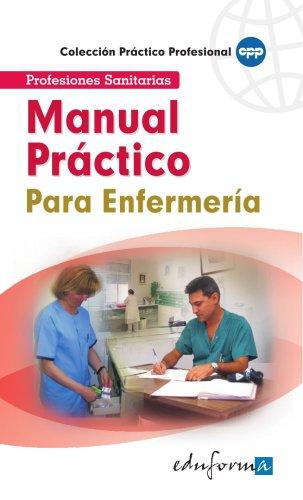 9788466556002: MANUAL PRÁCTICO PARA ENFERMERÍA. LIBRO DE BOLSILLO (Spanish Edition)