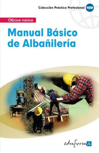 9788466556552: Manual Básico De Albañilería (Osakidetza)