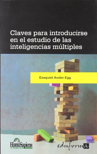 9788466567886: CLAVES PARA INTRODUCIRSE EN EL ESTUDIO DE LAS INTELIGENCIAS MÚLTIPLES
