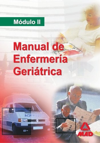 9788466587839: Manual de Enfermería geriátrica. Modulo II (Spanish Edition)