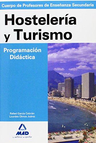 9788466596503: Hosteleria Y Turismo - Programacion (Profesores Eso - Fp 2012)