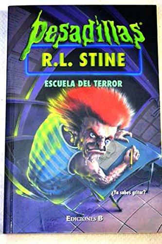 9788466600897: Escuela de terror (