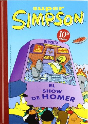 9788466601580: Los indisciplinados Simpson (Súper Simpson 6) (B CÓMIC)