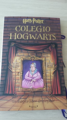 9788466604567: Harry potter colegio hogwarts (desplegable)