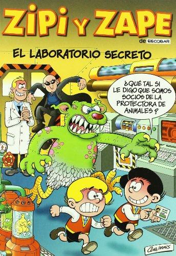 9788466605335: LABORATORIO SECRETO, EL (MAGOS HUMOR ZIPI ZAP)