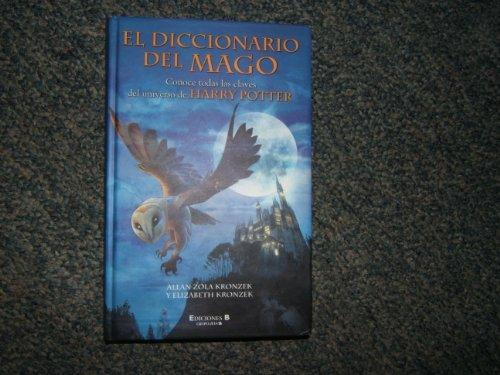 9788466605625: Diccionario del mago, el (Escritura Desatada)