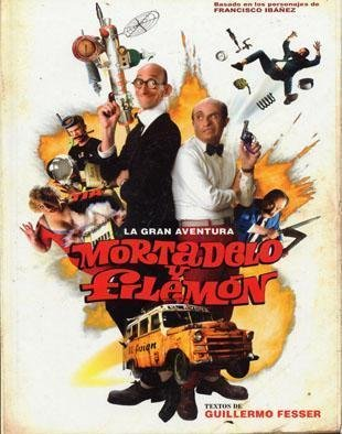 9788466610520: Mortadelo y filemon la gran aventura