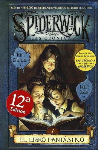 9788466612791: SPIDERWICK I, EL LIBRO FANTASTICO (Spiderwick Las Cronicas) (Spanish Edition)
