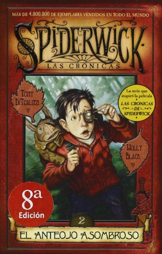 9788466612807: Spiderwick cronicas: El anteojo asombroso (ESCRITURA DESATADA) (Spanish Edition)