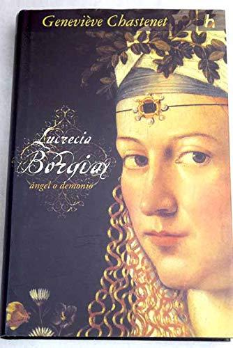 9788466613934: Lucrecia borgia