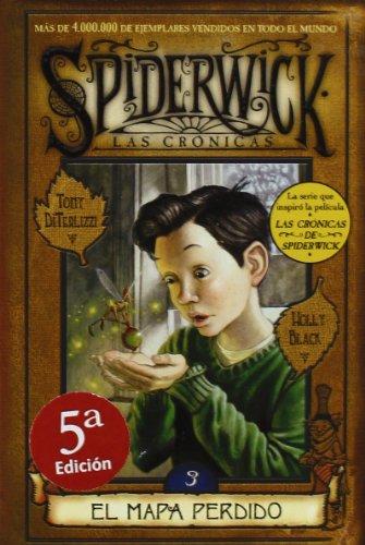 9788466615136: SPIDERWICK III, EL MAPA PERDIDO (Spiderwick Cronicas / the Spiderwick Chronicles) (Spanish Edition)