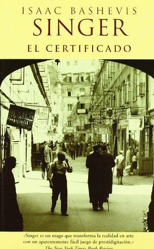 9788466615426: CERTIFICADO, EL (AFLUENTES)