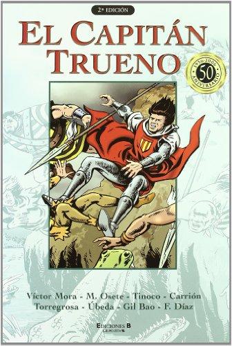 9788466616560: El Capitan Trueno