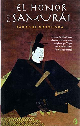 9788466617154: El honor del samurái