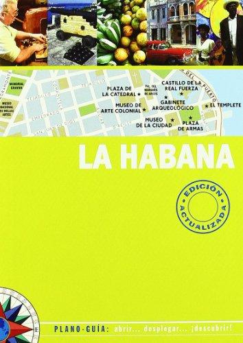 9788466618649: LA HABANA (PLANO-GUIA): EDICION ACTUALIZADA 2007 (SIN FRONTERAS)