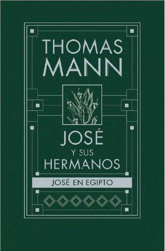 9788466619813: Jos� en Egipto (Spanish Edition)
