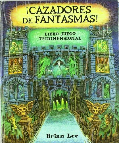 9788466620536: CAZADORES DE FANTASMAS: LIBRO JUEGO TRIDIMENSIONAL (VOLUMENES SINGULARES)