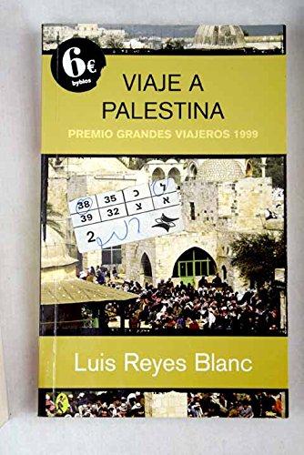 9788466622950: Viaje a Palestina